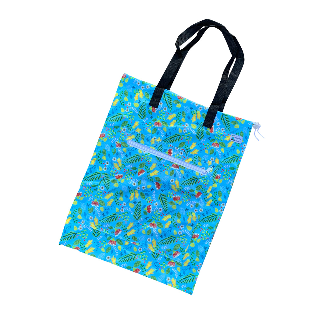 NZ Flora by Ellen G Tote (large)