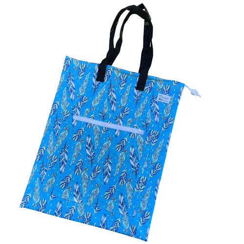 Feathers Tote (large)