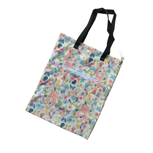 Floral Tote (large)