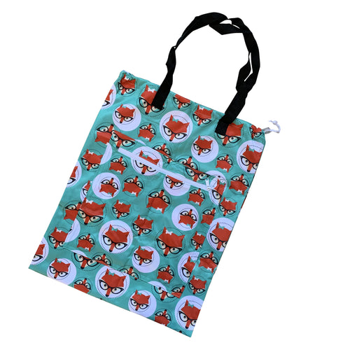 Miss Fox Tote (large)