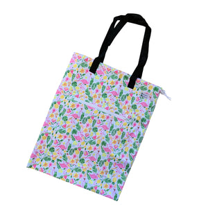 Ice flamingo Tote (large)