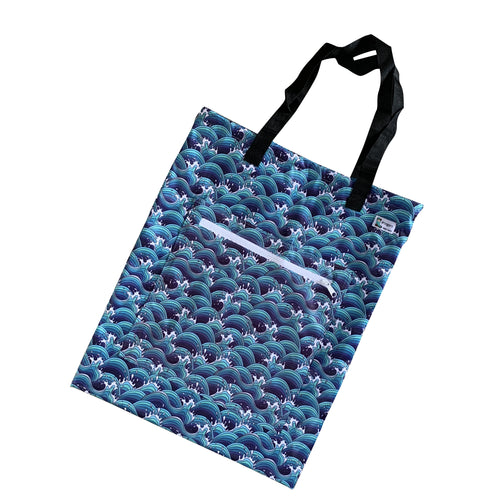 Waves Tote (large)