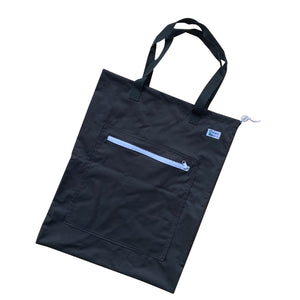 Just Black Tote (large)