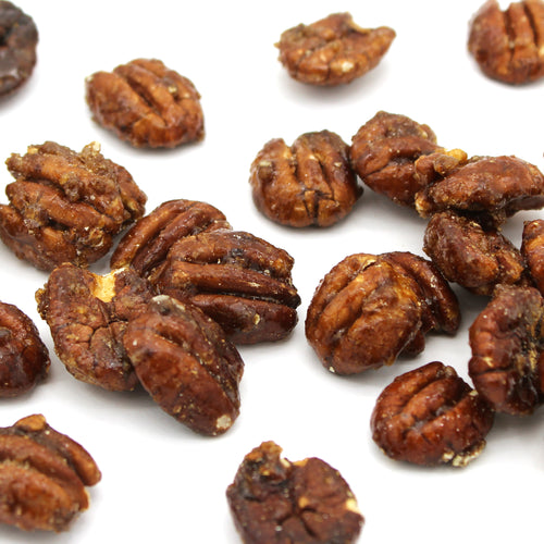 Sugar and Spice Pecans