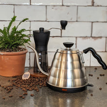 Load image into Gallery viewer, V60 Pour Over Basics Home Brew Kit