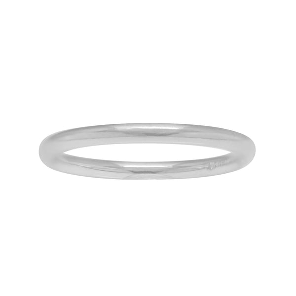 2mm Comfort Fit Wedding Band