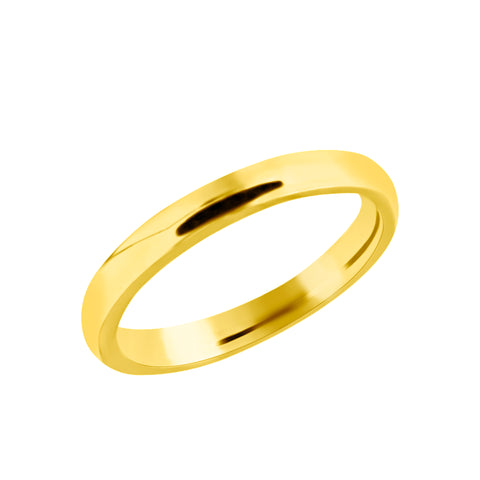 3.5mm European Fit Wedding Band