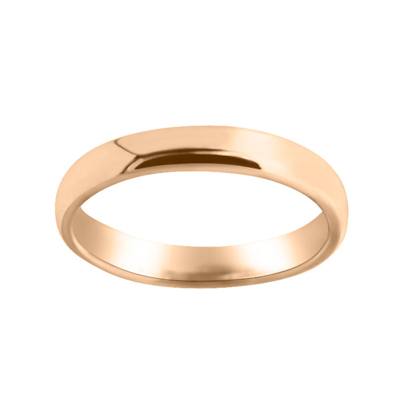 4.5mm European Fit Wedding Band