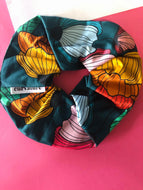 In Bloom Scrunchie