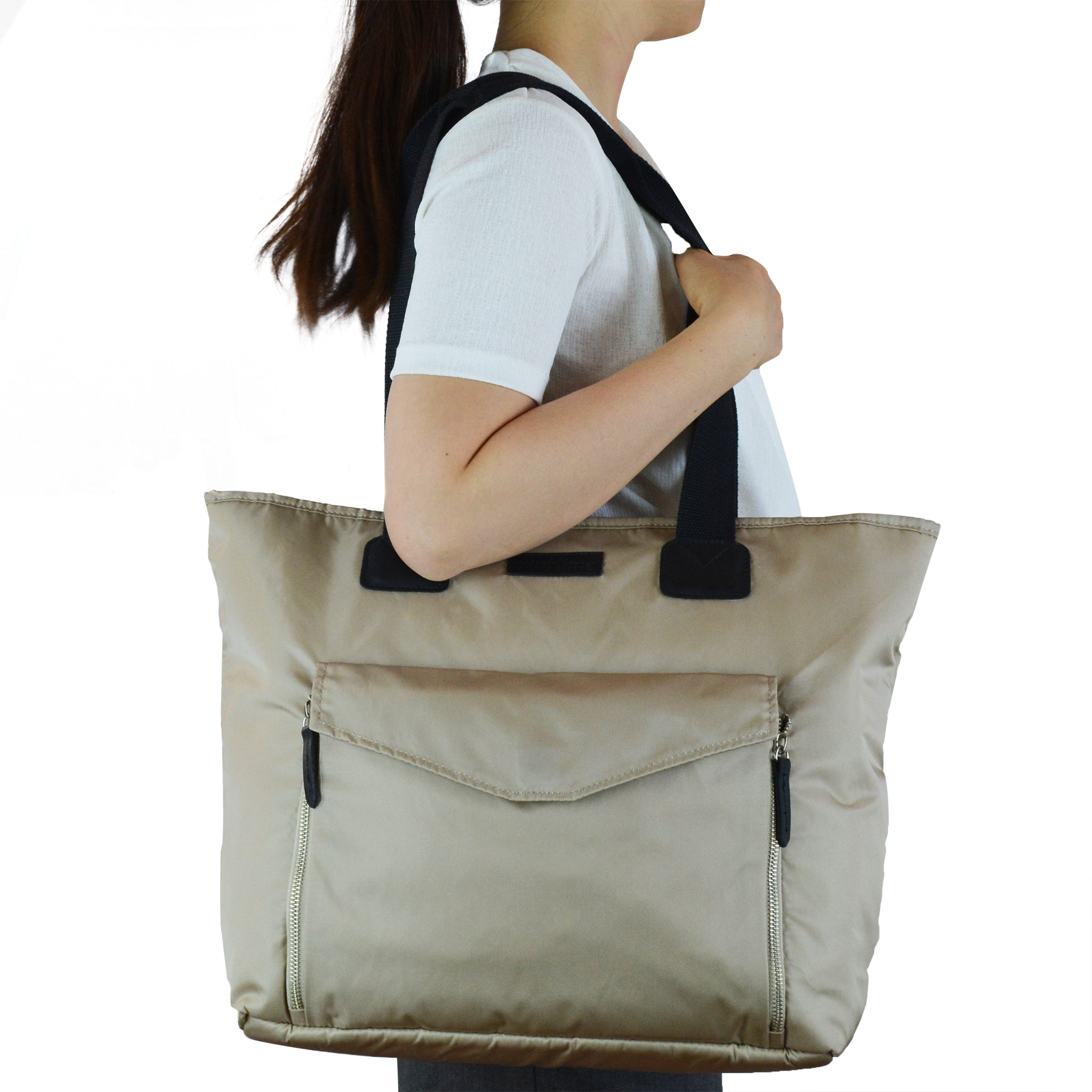 ... tote interior  Toting   Doting - Black 17fcb75a3d2ce