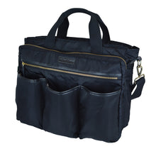 Good 2 Go Large Black Diaper Bag Side