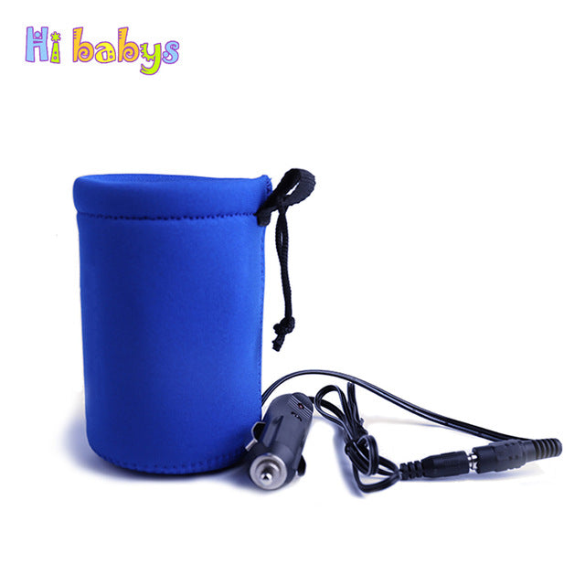 Baby Bottle Heaters Portable DC 12V in Car