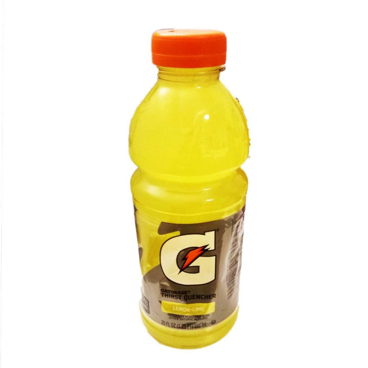 Gatorade Lemon-lime - טעימים