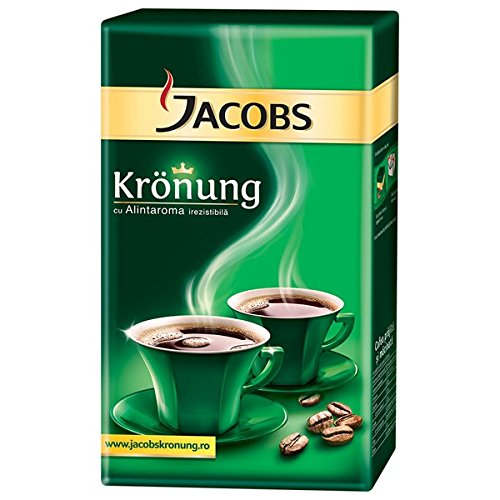 Jacobs Grounded Black Coffee ג'ייקובס קפה שחור טחון