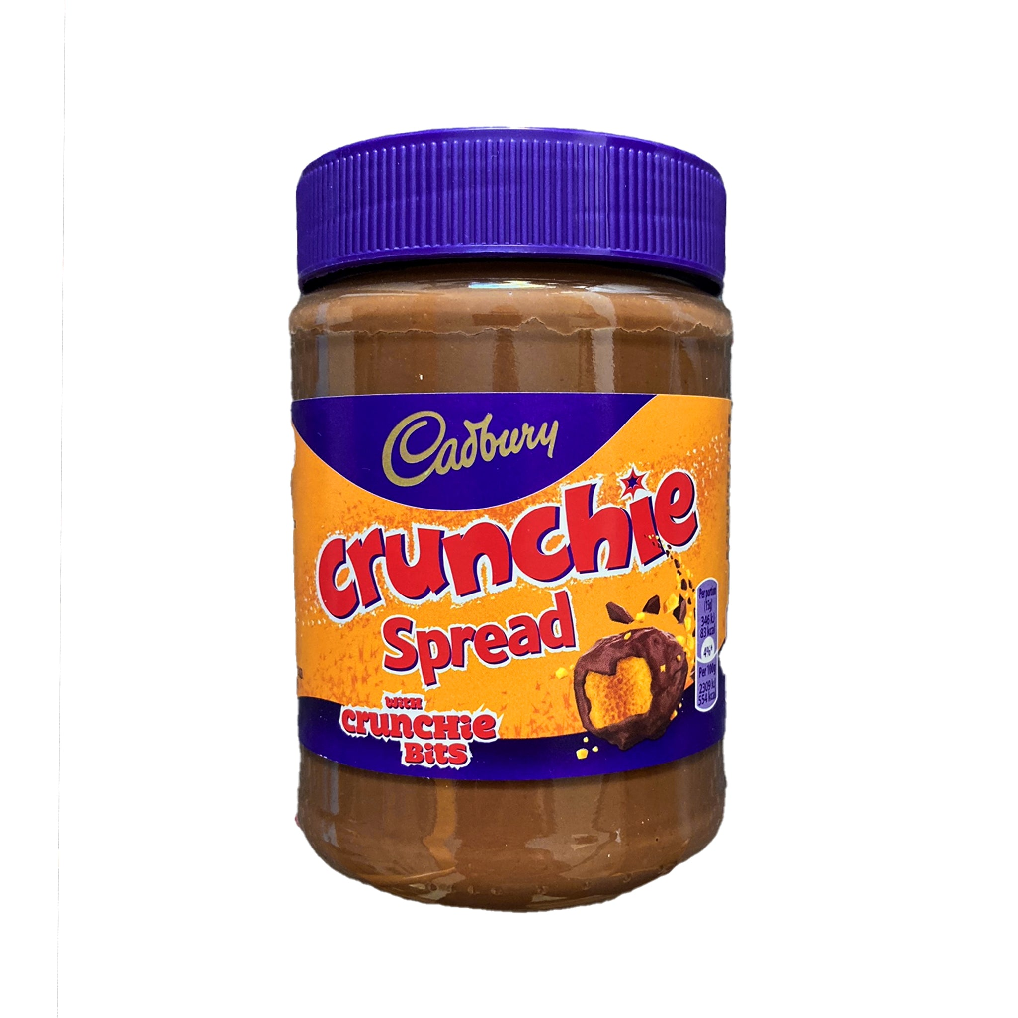 Cadbury Crunchie Spread ממרח קראנצ'י קדבורי