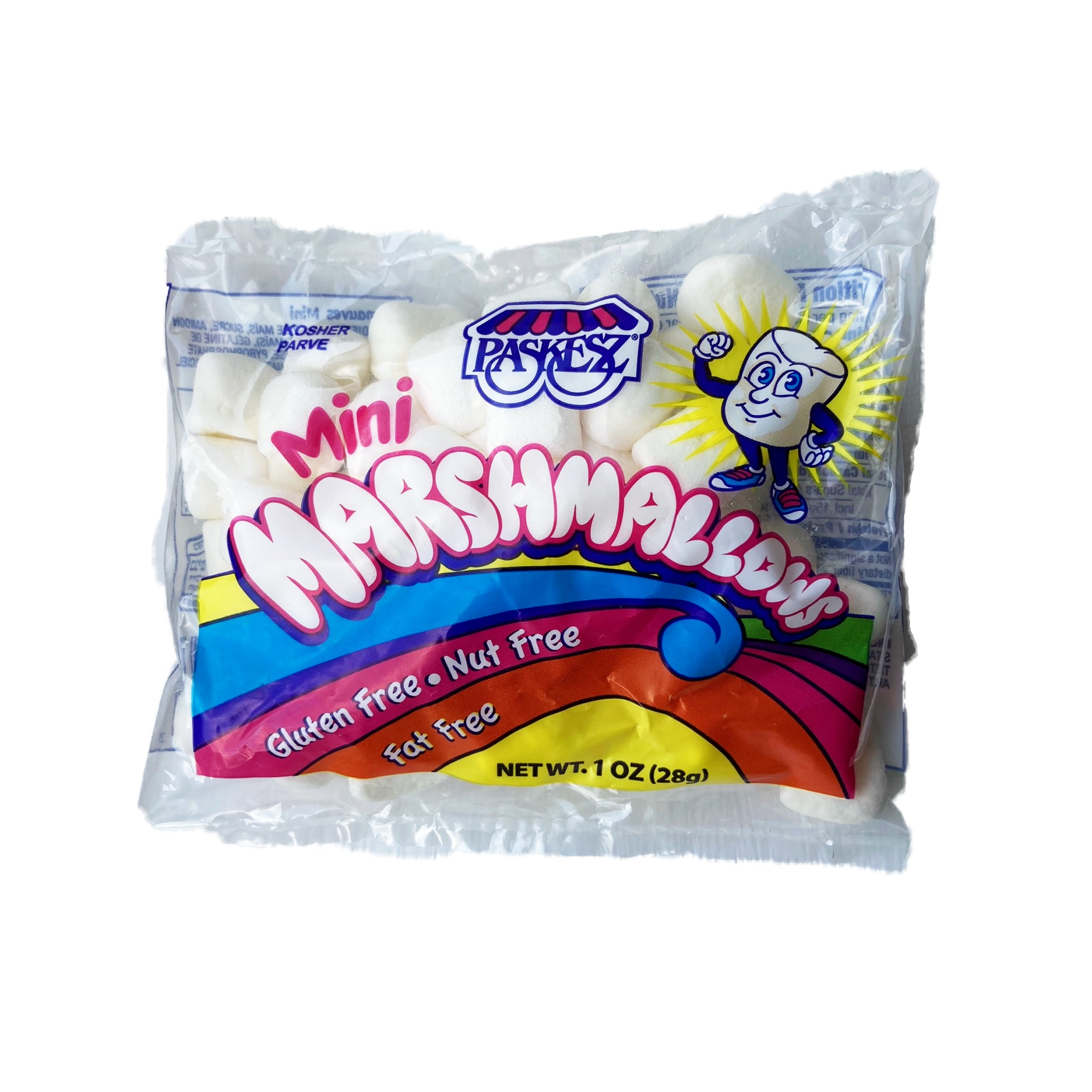 Marshmallows  minis מיני מרשמלו פשקס