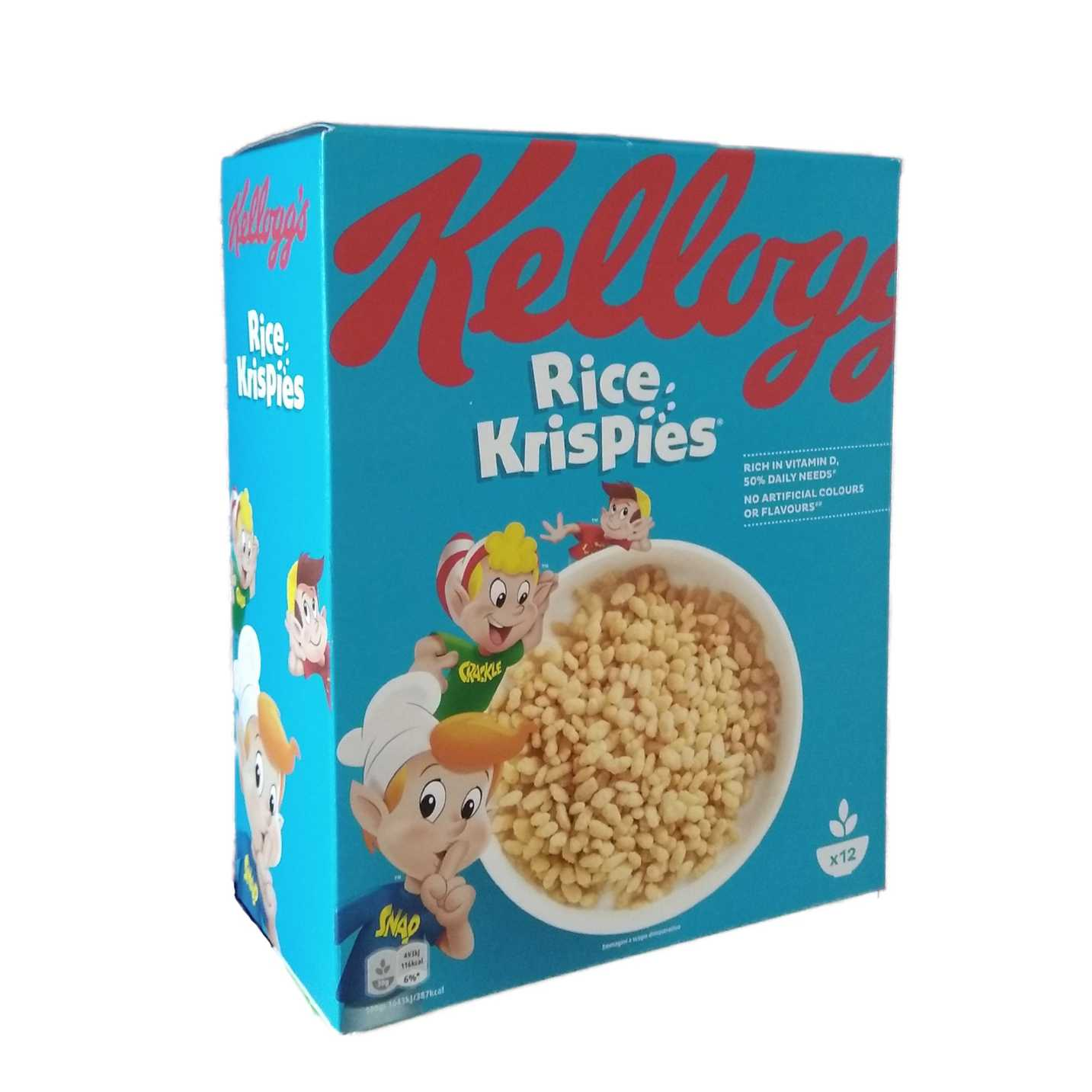 Rice Krispies⁩ דגני בוקר
