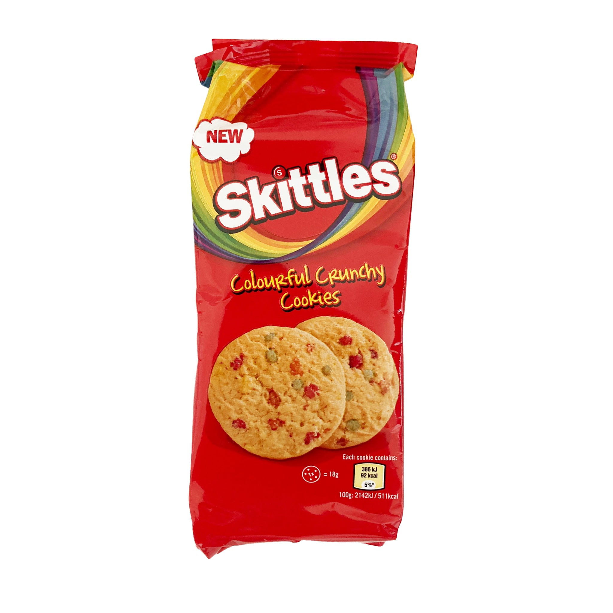 Skittles Cookies עוגיות סקיטלס