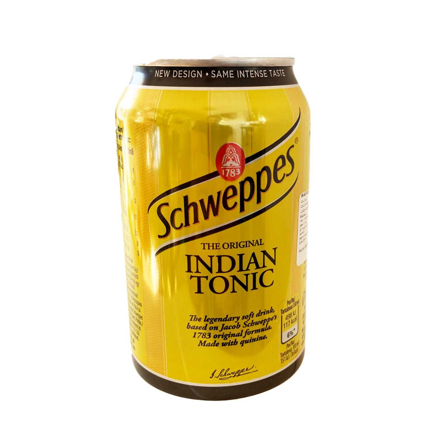 Schweppes indian tonic טוניק שוופס