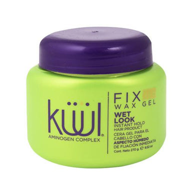 Fix Me Wax Gel Aspecto Húmedo 270grs
