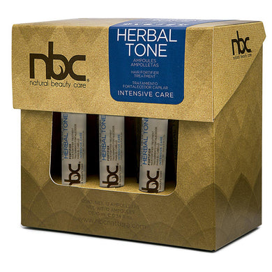Ampolleta Herbal Tone 12 pz