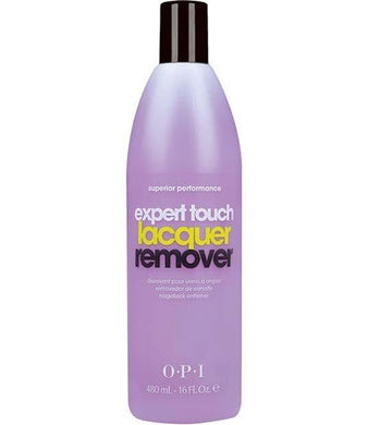 Expert Touch Lacquer Remover 450ml