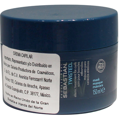 Curl Elastic Treatment 150ml. -  Tratamiento Twisted Elastic para cabello rizado