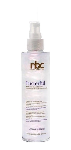 Lusterful Shine Treatment for hair