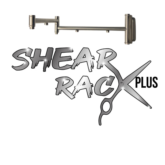 Absolute Hair Shear Rack Plus (with 5 holders)