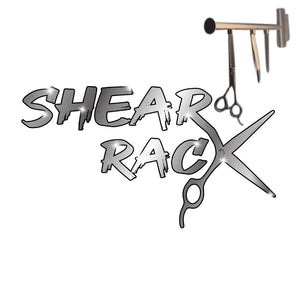 Absolute Hair Shear Rack (with 3  holders)