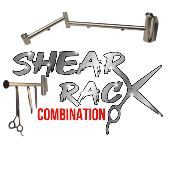 ABSOLUTE SHEAR RACK COMBINATION