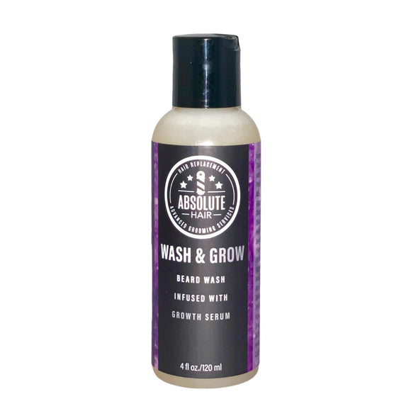 Absolute Wash & Grow Beard Wash