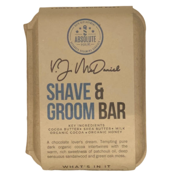 Absolute Shave & Groom Bar