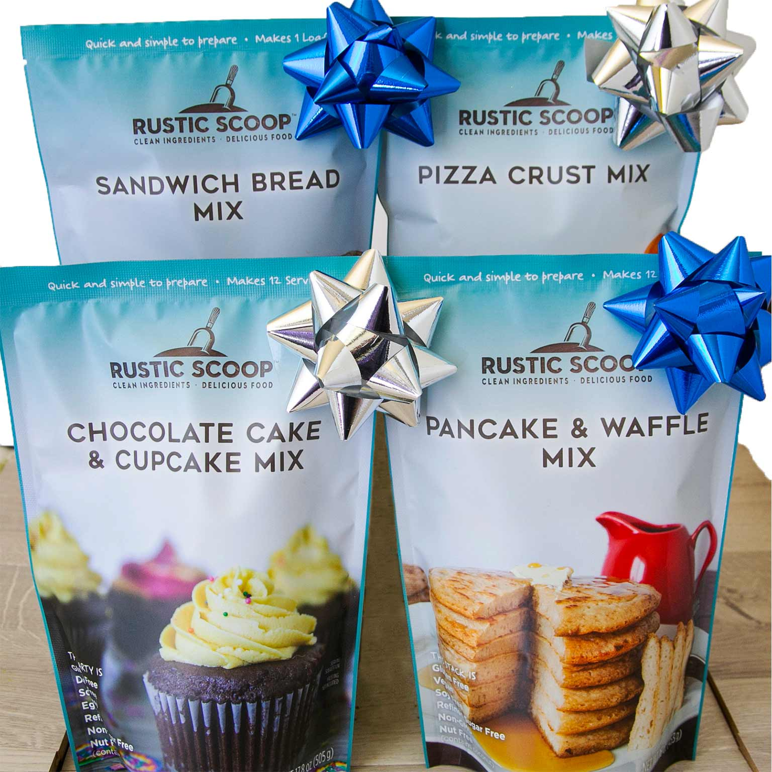 Rustic Scoop Baking Mixes Variety Gift Pack