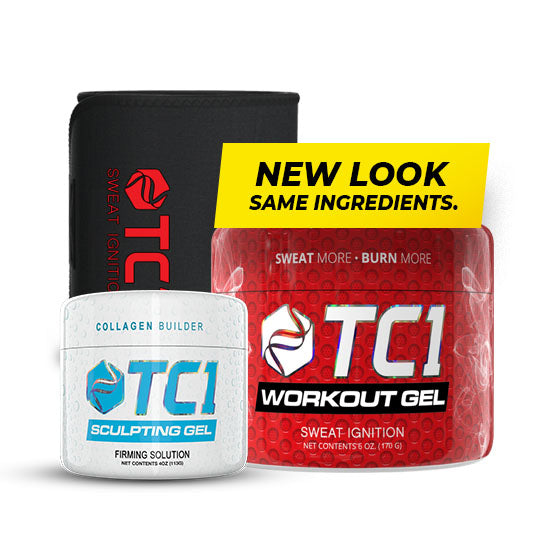 TC1 GEL, SCULPT AND BELT