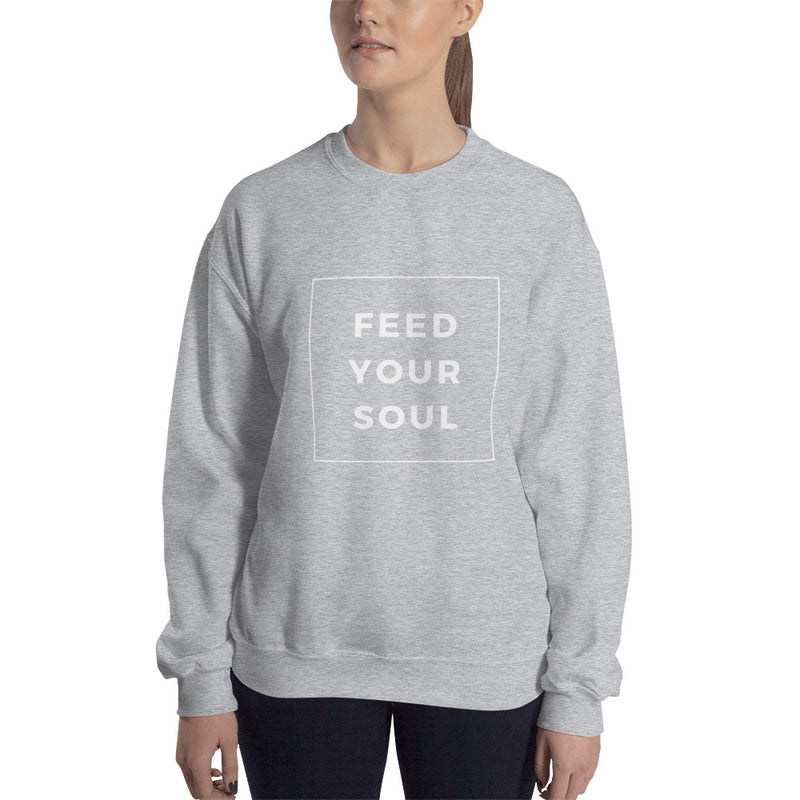 Feed Your Soul Cozy Sweatshirt