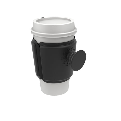 PopSockets PopThirst Cup Sleeve - Black