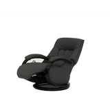 Himolla Mosel ZeroStress Recliner with Integrated Footstool