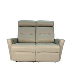 Fjords Madrid Motorized Wall Saver High Back Loveseat