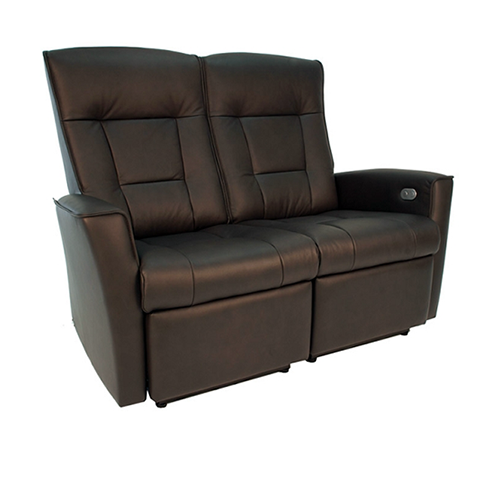 Fjords Ulstein Motorized Wall Saver High Back Loveseat