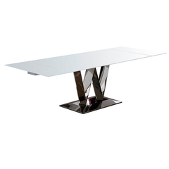 Vicky Expandable Dining Table by Bellini Modern Living