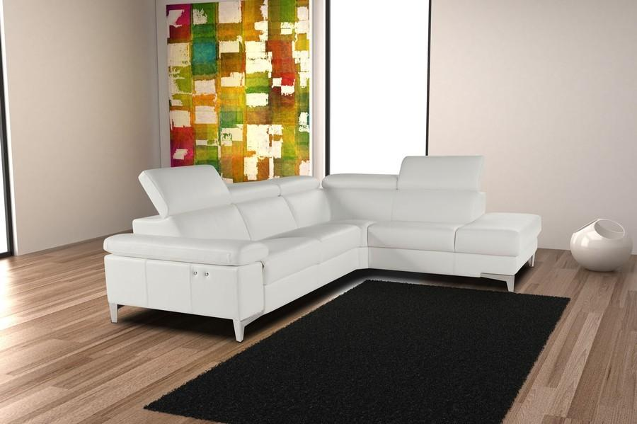 Giuseppe U0026 Giuseppe Italian Made Megan Reclining Sectional U2013 Furniture  Divano San Diego