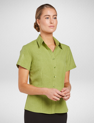 Climate Smart - Ladies semi fit short sleeve (sizes 6-28)