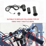 Electric Bike Scooter TWIST THROTTLE Electricscooter 12v 24v 36v 48v Conversion