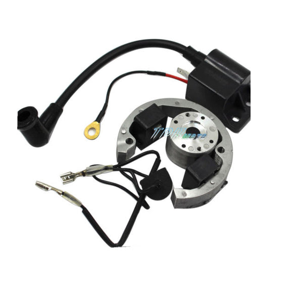 KTM 50 Magneto STATOR ROTOR & IGNITION COIL KIT FOR KTM50 SX PRO ADVENTURE