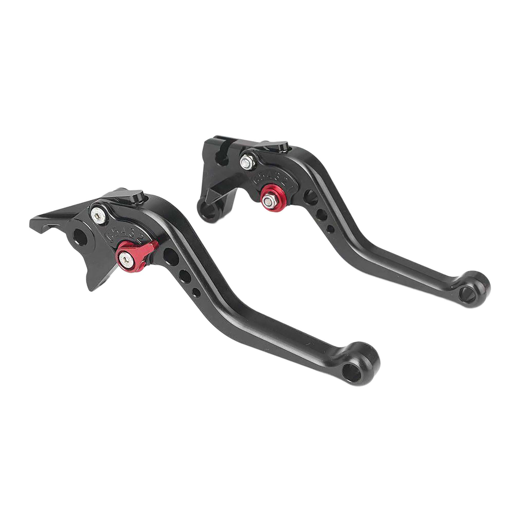 Short Clutch & Brake Lever Set For Yamaha YZF R1 1999-2001