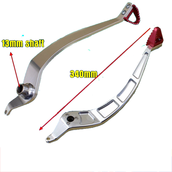 Pit / Dirt Bike CNC FOOT BRAKE LEVER