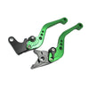 Short Clutch & Brake Lever Set For Hyosung GT250R 2006-2016, GT650R 2006-2012
