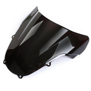 Black Windscreen for Suzuki GSXR 600/750 2001 2002 2003