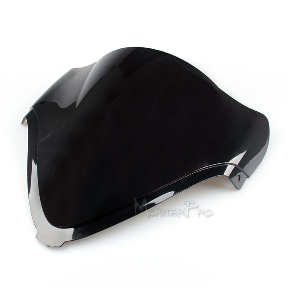 Black Windscreen for Suzuki GSXR 1300 Hayabusa 2008 - 2015
